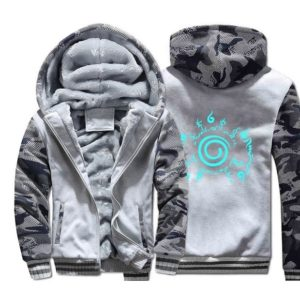 Naruto Luminous Hoodies #4